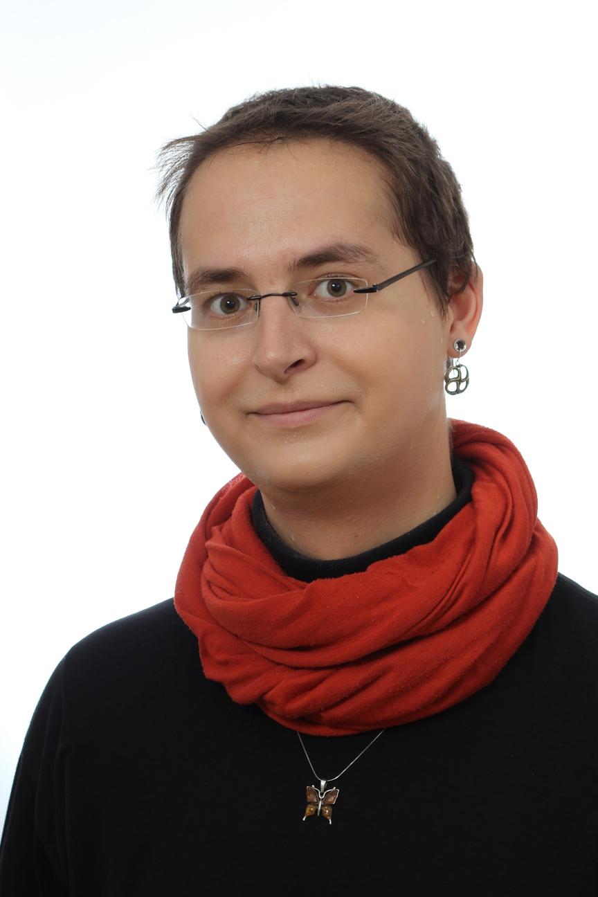 Sarah Gebauer Portrait